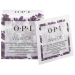 WIPE OFF! LACQUER REMOVER WIPES 10PK OPI