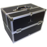 D2607 COSMETIC CASE 13.5X9X10 GD