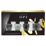 LOVE TREATMENT MINI 4-PACK HOL17 OPI