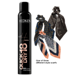 Quick Dry 18 by Redken plus Free Hair Scarf
