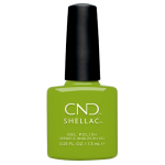 CRISP GREEN SHELLAC UV COLOR COAT CND