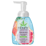 Hempz Herbal Foaming Hand Wash - Triple Moisture 8oz