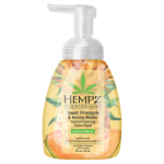 Hempz Herbal Foaming Hand Wash - Sweet Pineapple & Honey Melon 8oz