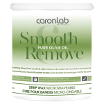 Caronlab Smooth & Remove Pure Olive Oil Microwavable Strip Wax 800g