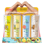 Hempz Hydrating Herbal Hand Cream Launch Display So Creamy, So Dreamy