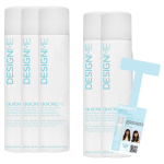 Design.Me Quickie.Me Dry Shampoo Spray For Blondes Buy 6, Get 2 FREE! (Save 25%)