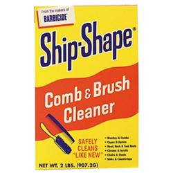 King Research Ship-Shape Comb & Brush Cleaner 907G