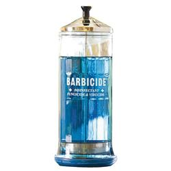 King Research Barbicide Disinfecting Jar