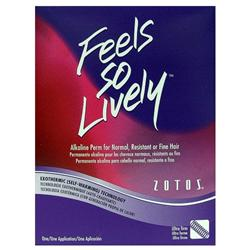 ZOTOS Feels So Lively Feels So Lively Regular Alkaline Perm