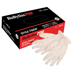 STYLE-TOUCH VINYL GLOVES LARGE (100) DAN