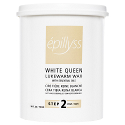Epillyss White Queen Lukewarm Wax 20OZ