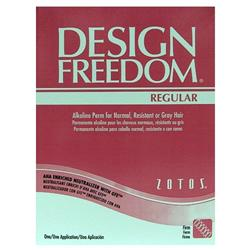 ZOTOS Design Feedom Design Freedom Normal Conditioning Perm