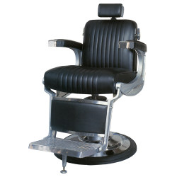Takara Belmont #225-N Black Barber Chair