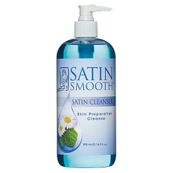 Satin Smooth Skin Preparation Cleanser 16OZ