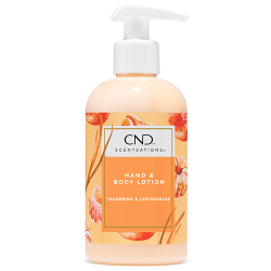 Creative Nail Design Creative Scentsations Tangerine and Lemongrass Lotion 8.3OZ