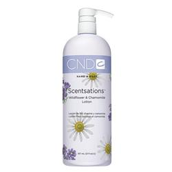CND Scentsations Wildflower and Chamomile Lotion 31oz