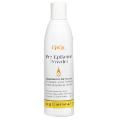 GiGi Pre-Epilation Dusting Powder 4.5OZ