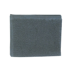 TOWEL-C GRAY BLEACH-PROOF TERRY DANNYCO
