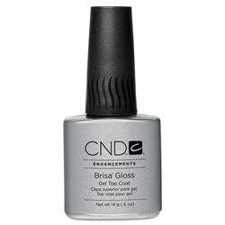 Creative Nail Design Brisa Brisa Gloss Gel Top Coat .5OZ