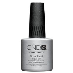 Creative Nail Design Brisa Brisa Pure White-Opaque Sculpting Gel 12ML
