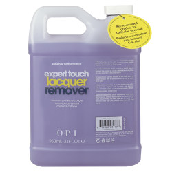 OPI EXPERT TOUCH NAIL LACQUER REMOVER 32OZ