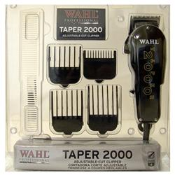 Wahl 56225 Tapper 2000 Clipper w/4 Guides