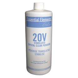 Essentail Elements 20V Stabilized Clear Peroxide 1LT
