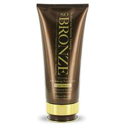 SUPRE SOBRONZE Tinted Self-Tanning Lotion For Light To Medium Tones 5.5OZ