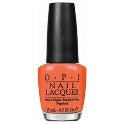 OPI HOT and SPICY  1/2OZ
