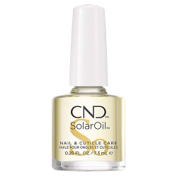 Creative Nail Design SolarOil Solaroil Cuticle and Skin Oil .25OZ