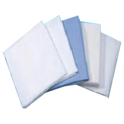 NON WOVEN DISPOSABLE BED SHEET (10) PACK