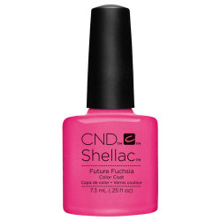 FUTURE FUSCHIA SHELLAC UV COLOR CND