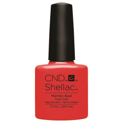 MAMBO BEAT SHELLAC UV COLOR COAT CND