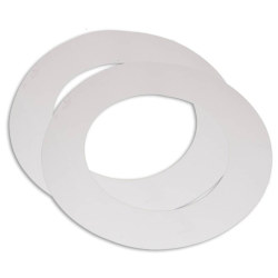 NUFREE PROTECTING PAPER COLLARS (5) UNIV