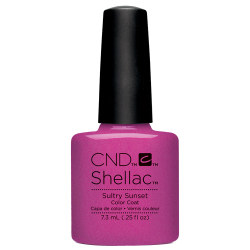 SULTRY SUNSET SHELLAC UV COLOR COAT CND