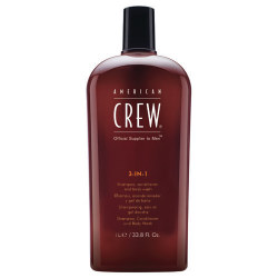 32OZ 3-IN-1 SHAM/COND/BODY WASH AMERICAN