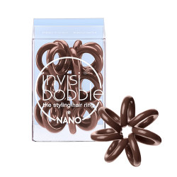 NANO PRETZEL BROWN INVISIBOBBLE (3) EDGE