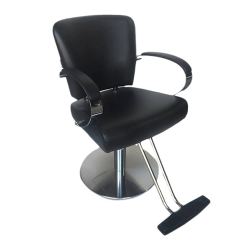 WAVE HYD T-REST STYLING CHAIR BLACK LANV