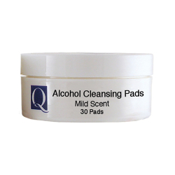ALCOHOL PADS 30 PACK QUANNESSENCE