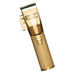 GOLDFX GOLD METAL LITHIUM CLIPPER BABYLI