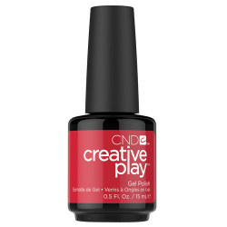 CP RED Y TO ROLL GEL COLOR CREATIVE PLAY
