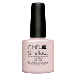 UNLOCKED SHELLAC UV COLOR COAT CND