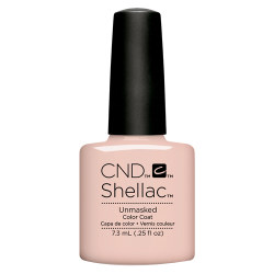 UNMASKED SHELLAC UV COLOR COAT CND