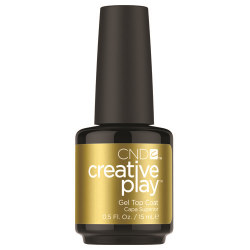 TOP COAT CREATIVE PLAY GEL COLOR CND