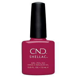 CND Shellac Gel Polish How Merlot 7.3ml