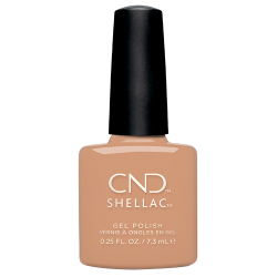 CND Shellac Sweet Cider UV Color Coat