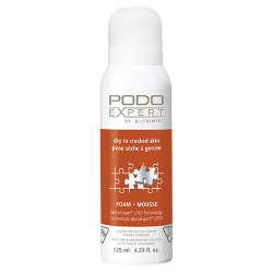 125ML DRY TO CRACKED SKIN FOAM PODOEXPER