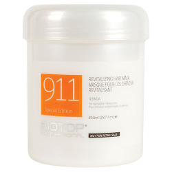 850ML 911 QUINOA HAIR MASK BIOTOP PROFES