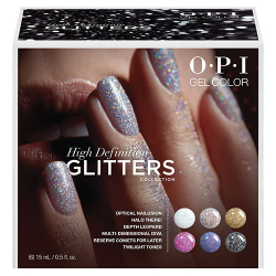 OPI Hight Definition Glitters  Add-On Kit
