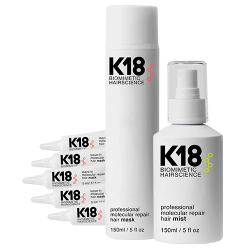 K18 Biomimetic Hair Science Salon Starter Kit (24% Savings)